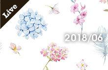 【ライブ情報】2018年 6月