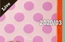 【ライブ情報】2020年 3月