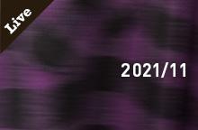 【ライブ情報】2021年11月