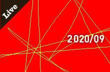 【ライブ情報】2020年 9月