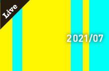 【ライブ情報】2021年7月