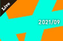 【ライブ情報】2021年9月